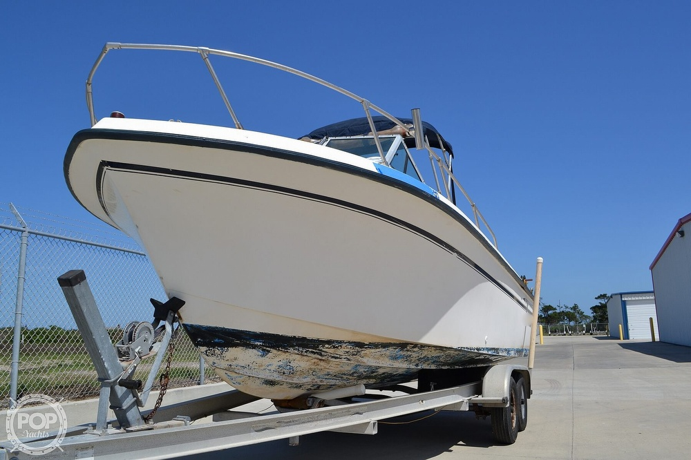 1984 Grady-White boat for sale, model of the boat is Overnighter 204-C & Image # 23 of 40