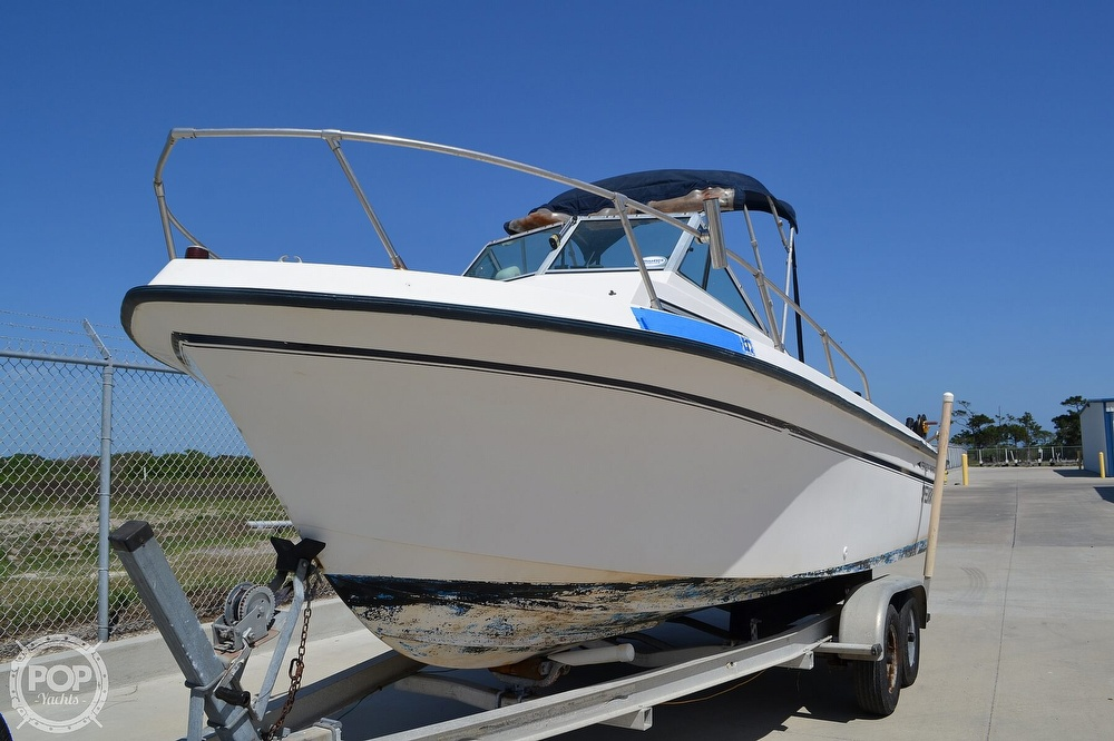 1984 Grady-White boat for sale, model of the boat is Overnighter 204-C & Image # 24 of 40