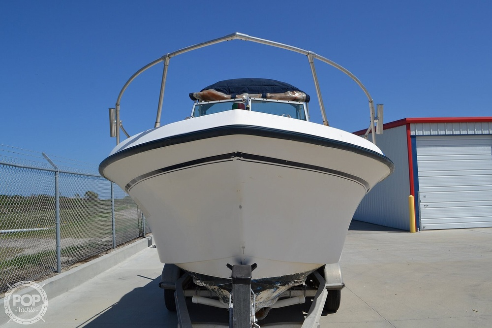 1984 Grady-White boat for sale, model of the boat is Overnighter 204-C & Image # 25 of 40
