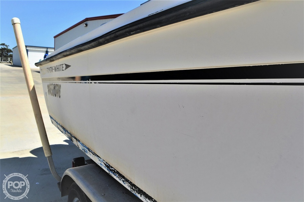 1984 Grady-White boat for sale, model of the boat is Overnighter 204-C & Image # 28 of 40