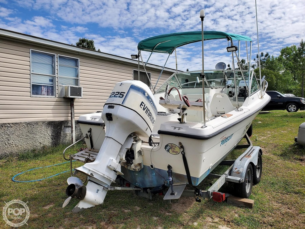 1994 Pursuit boat for sale, model of the boat is 1950DC & Image # 8 of 40
