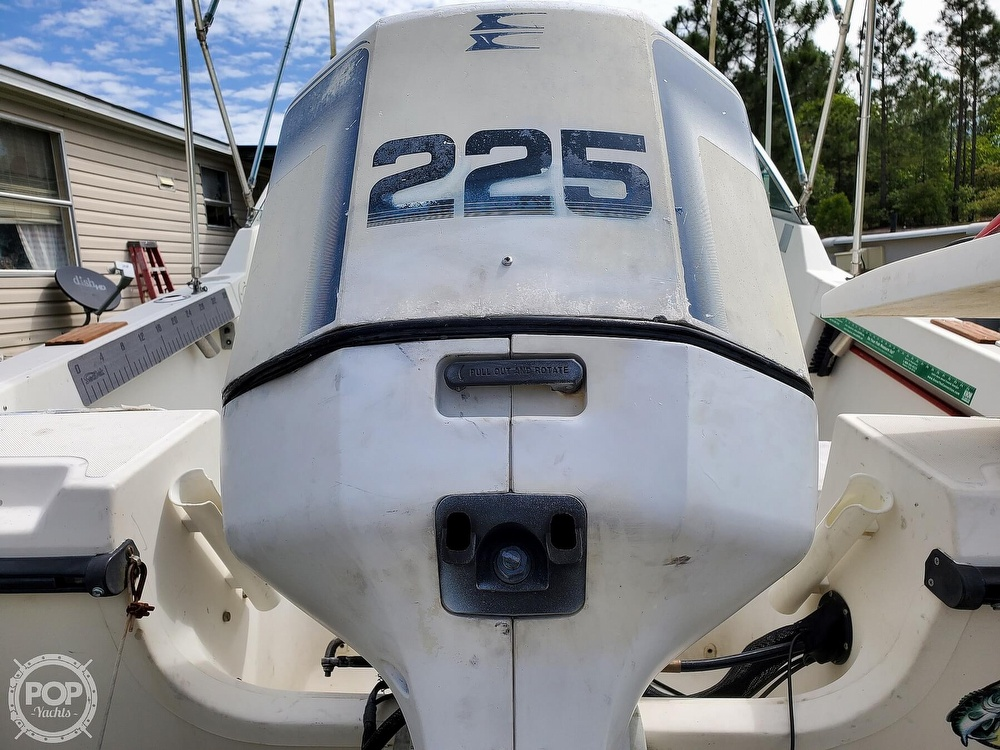 1994 Pursuit boat for sale, model of the boat is 1950DC & Image # 11 of 40