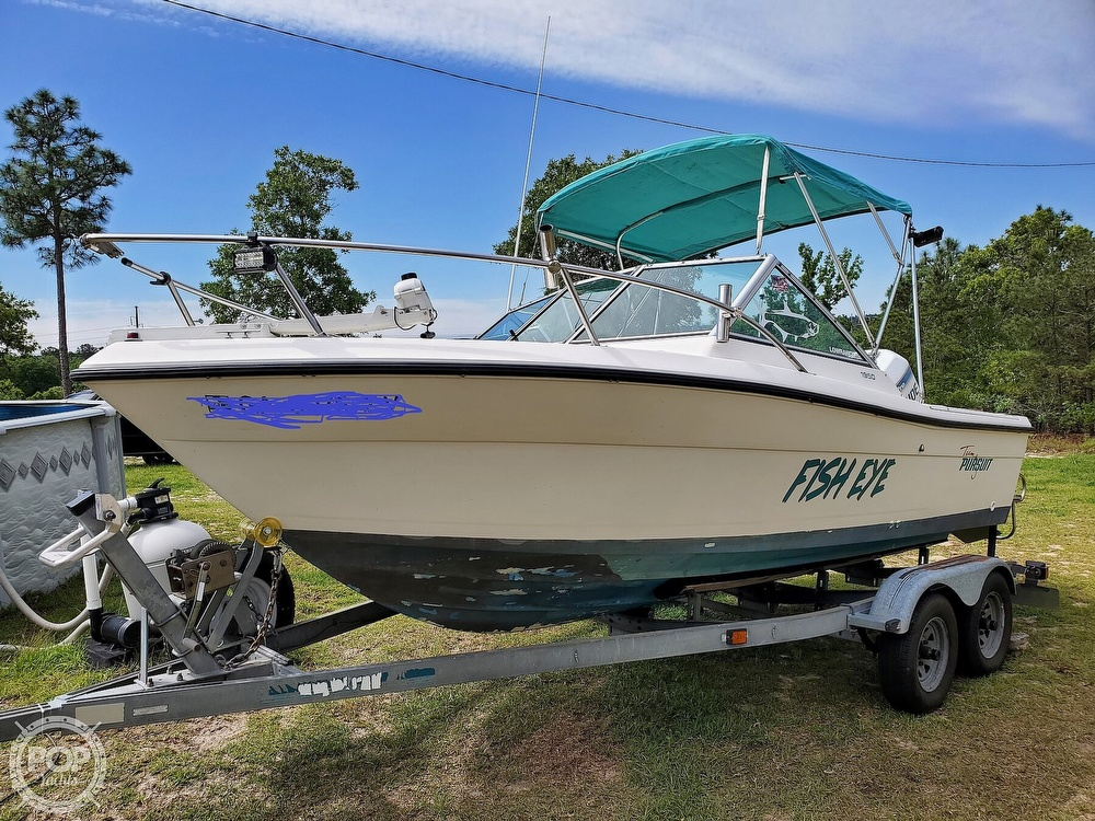 1994 Pursuit boat for sale, model of the boat is 1950DC & Image # 3 of 40