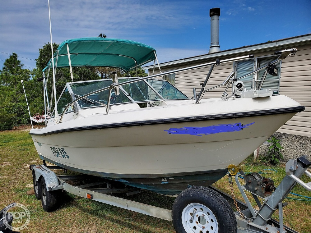 1994 Pursuit boat for sale, model of the boat is 1950DC & Image # 5 of 40