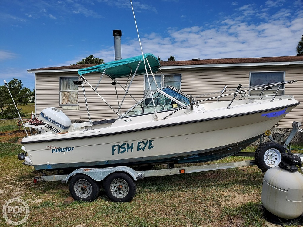 1994 Pursuit boat for sale, model of the boat is 1950DC & Image # 6 of 40