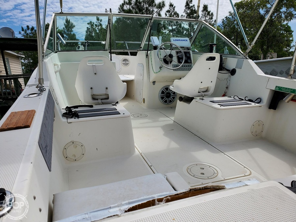 1994 Pursuit boat for sale, model of the boat is 1950DC & Image # 20 of 40