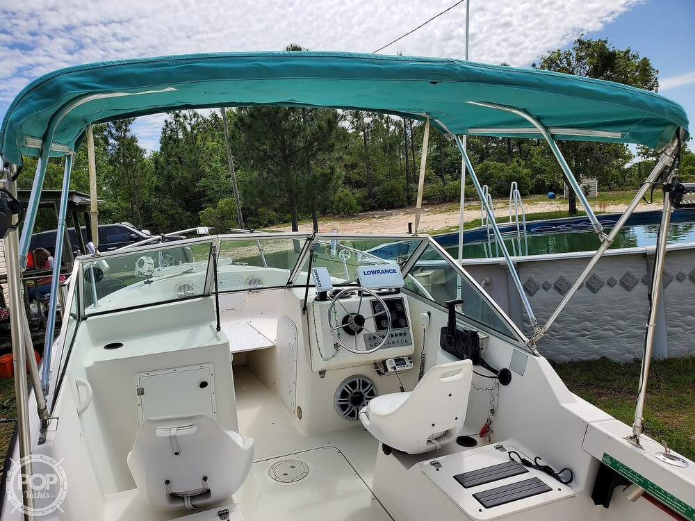 1994 Pursuit boat for sale, model of the boat is 1950DC & Image # 25 of 40