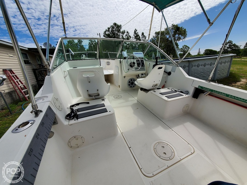 1994 Pursuit boat for sale, model of the boat is 1950DC & Image # 26 of 40