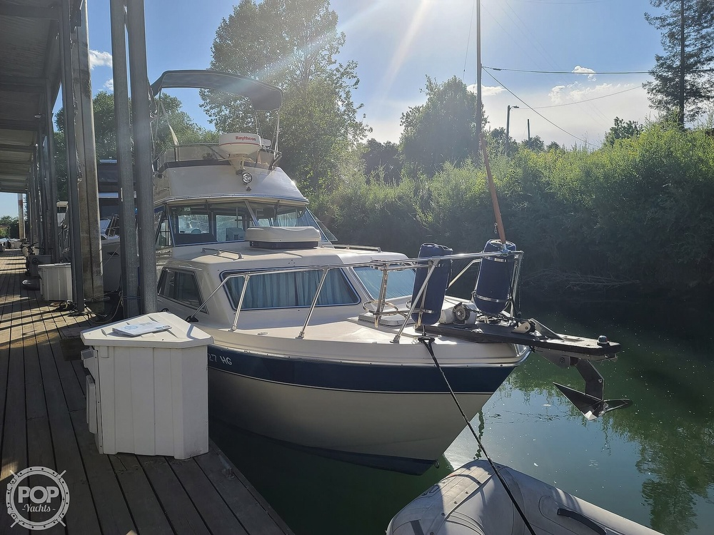 1986 Chris Craft boat for sale, model of the boat is Catalina 291 & Image # 7 of 40