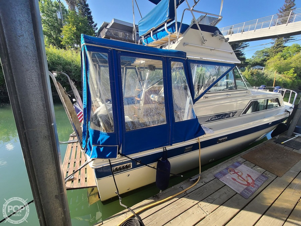 1986 Chris Craft boat for sale, model of the boat is Catalina 291 & Image # 25 of 40