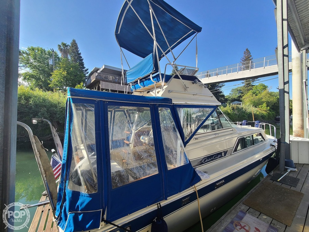 1986 Chris Craft boat for sale, model of the boat is Catalina 291 & Image # 26 of 40