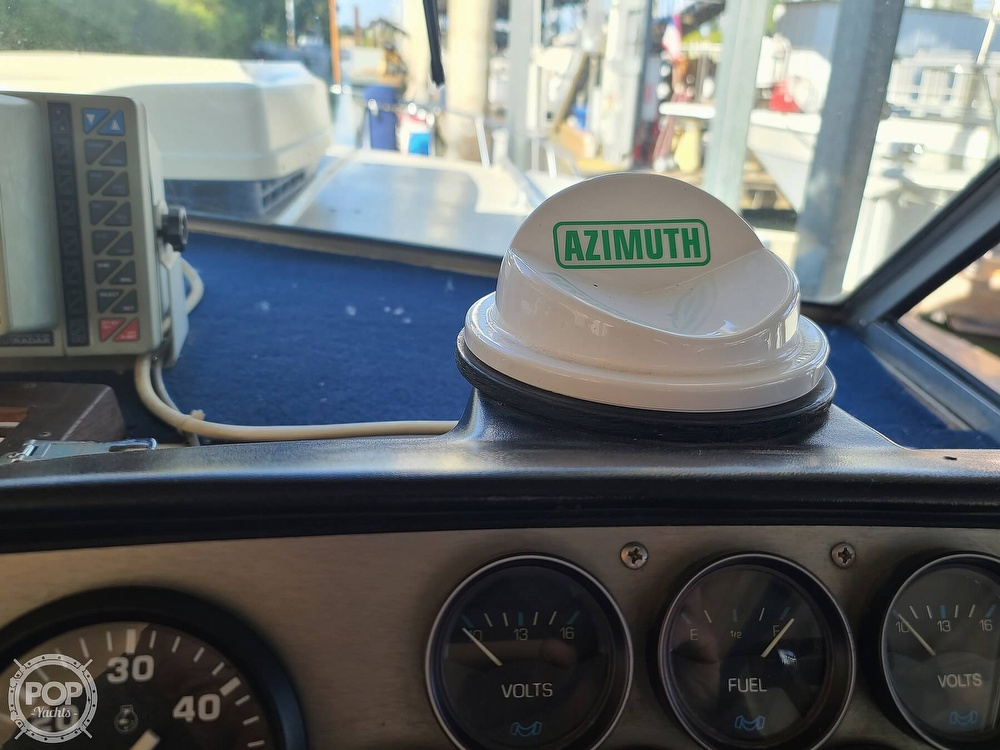1986 Chris Craft boat for sale, model of the boat is Catalina 291 & Image # 36 of 40