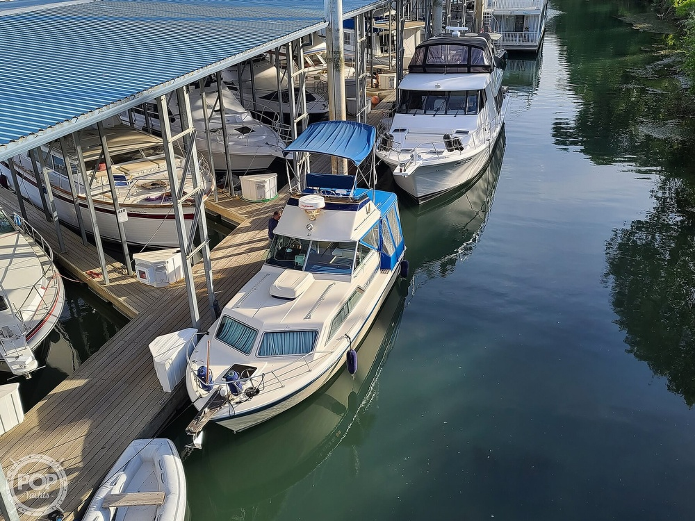 1986 Chris Craft boat for sale, model of the boat is Catalina 291 & Image # 9 of 40