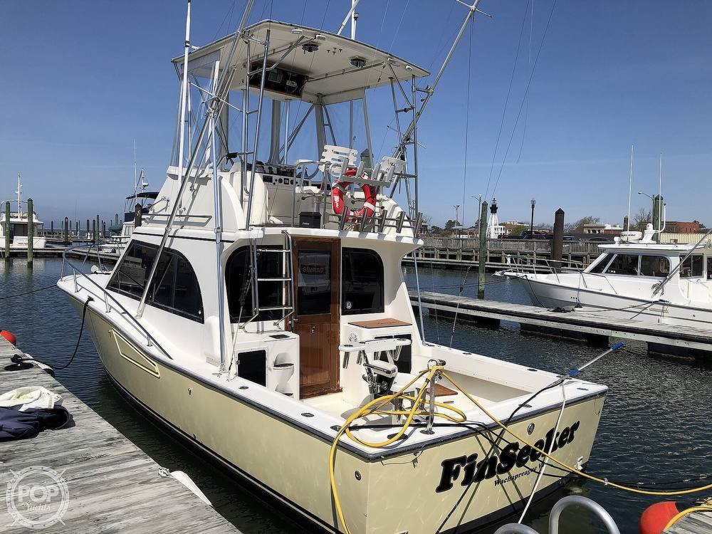1990 Albemarle boat for sale, model of the boat is 325 Convertible & Image # 3 of 40