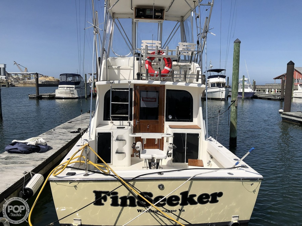1990 Albemarle boat for sale, model of the boat is 325 Convertible & Image # 5 of 40