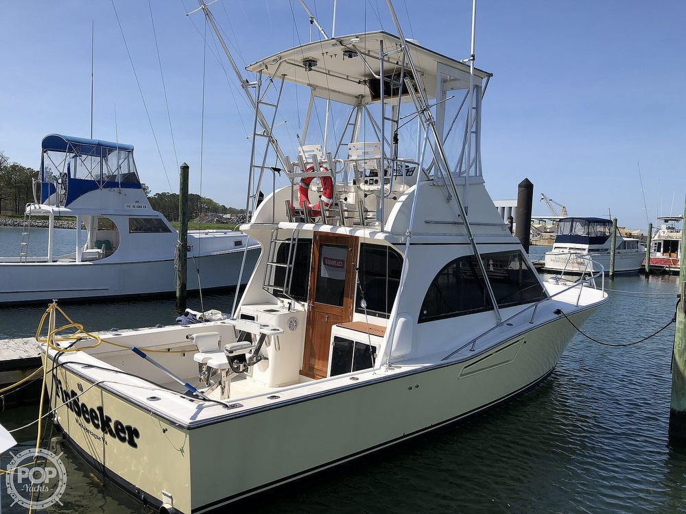 1990 Albemarle boat for sale, model of the boat is 325 Convertible & Image # 6 of 40
