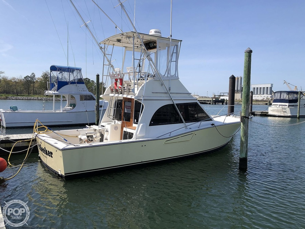 1990 Albemarle boat for sale, model of the boat is 325 Convertible & Image # 7 of 40