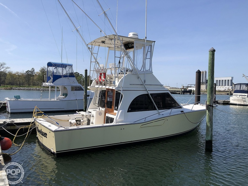 1990 Albemarle boat for sale, model of the boat is 325 Convertible & Image # 8 of 40