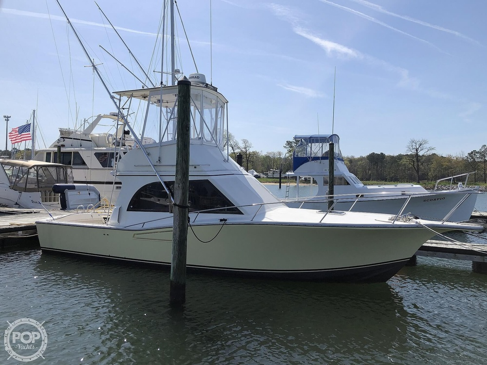 1990 Albemarle boat for sale, model of the boat is 325 Convertible & Image # 10 of 40