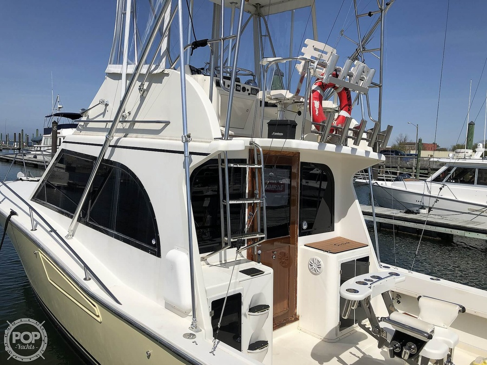 1990 Albemarle boat for sale, model of the boat is 325 Convertible & Image # 13 of 40