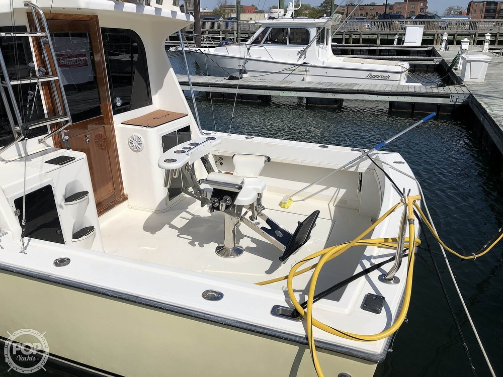 1990 Albemarle boat for sale, model of the boat is 325 Convertible & Image # 14 of 40