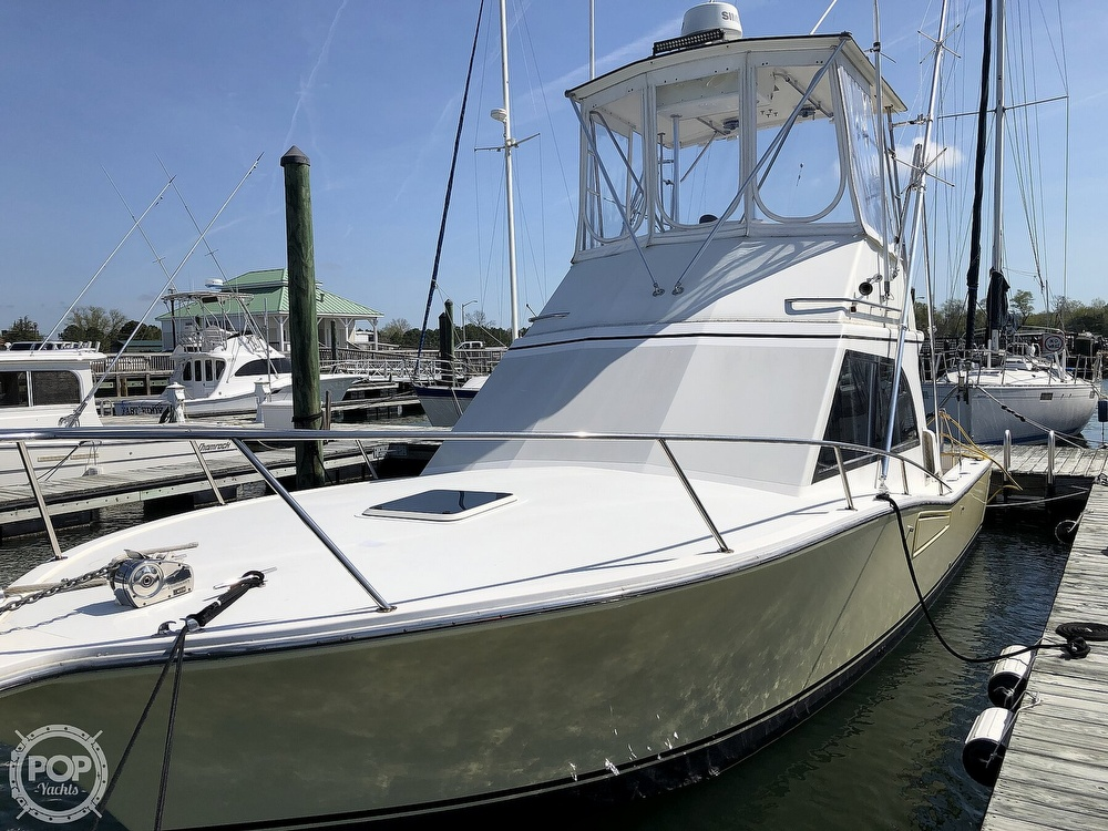 1990 Albemarle boat for sale, model of the boat is 325 Convertible & Image # 15 of 40