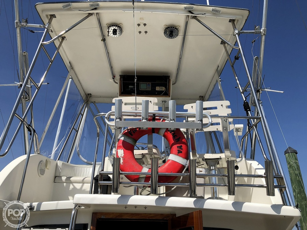 1990 Albemarle boat for sale, model of the boat is 325 Convertible & Image # 33 of 40