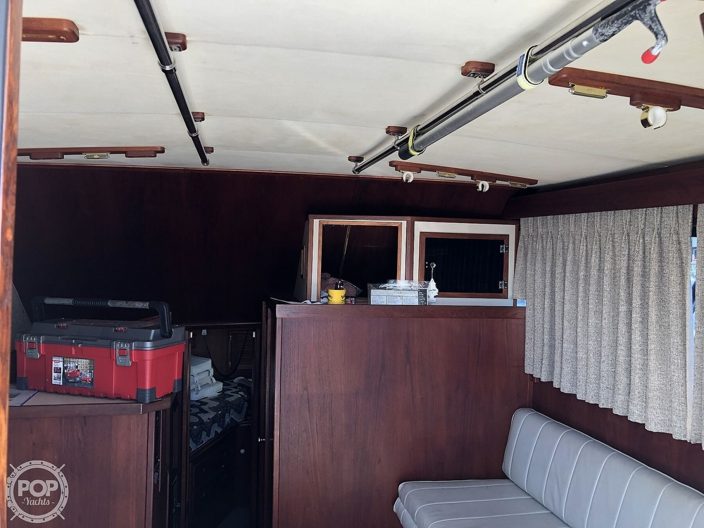 1990 Albemarle boat for sale, model of the boat is 325 Convertible & Image # 40 of 40