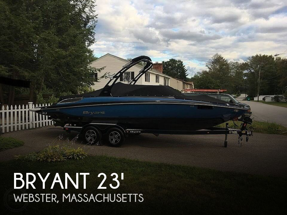 Used Bryant Boats For Sale by owner | 2015 Bryant 233X Surf Series