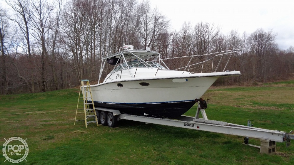 1989 Pursuit boat for sale, model of the boat is 2800 Open & Image # 2 of 40