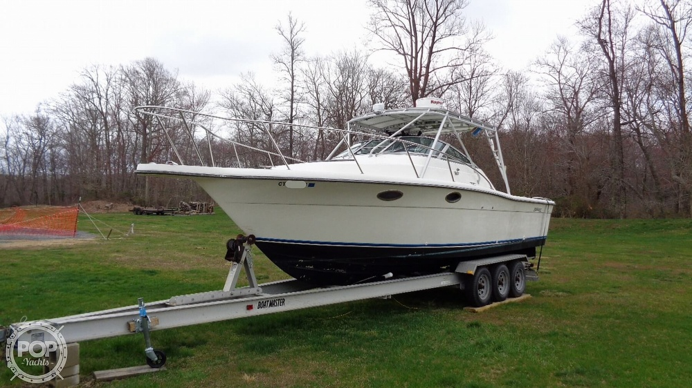 1989 Pursuit boat for sale, model of the boat is 2800 Open & Image # 6 of 40
