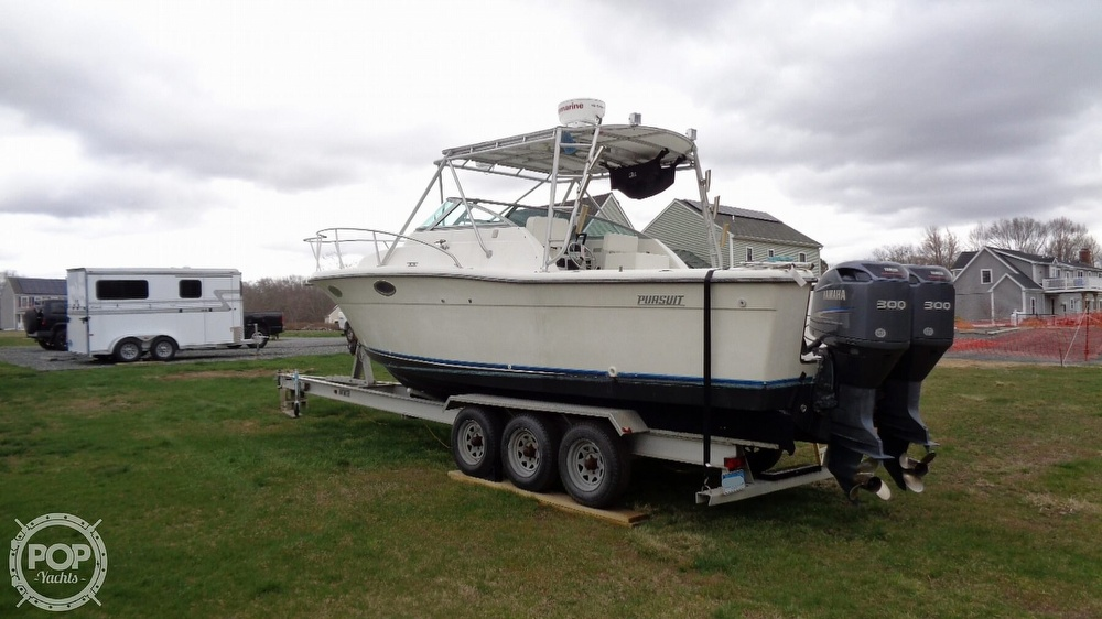 1989 Pursuit boat for sale, model of the boat is 2800 Open & Image # 8 of 40