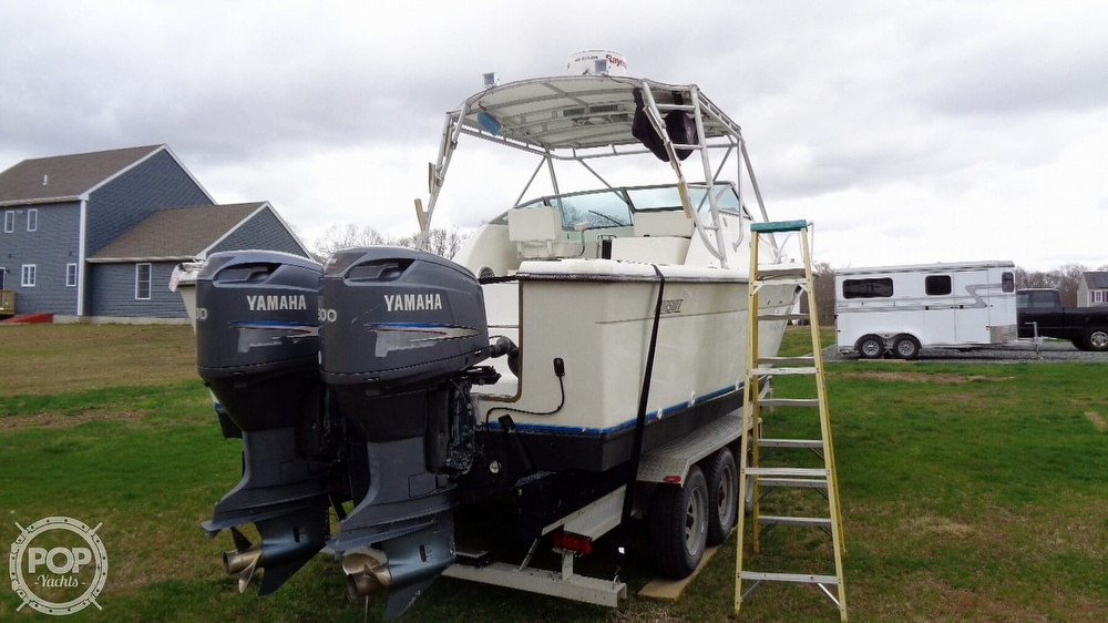 1989 Pursuit boat for sale, model of the boat is 2800 Open & Image # 10 of 40