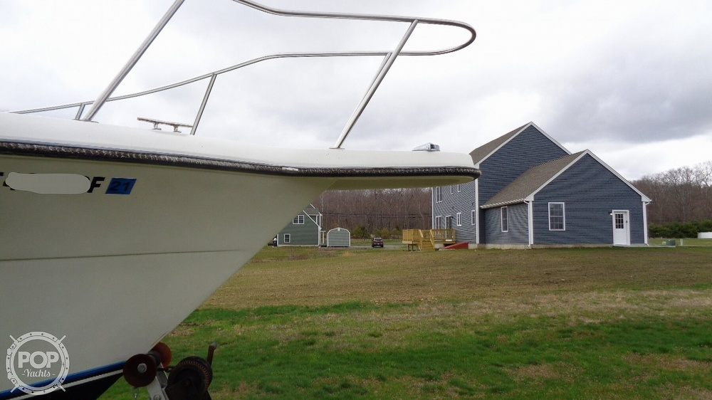 1989 Pursuit boat for sale, model of the boat is 2800 Open & Image # 14 of 40