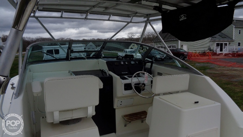 1989 Pursuit boat for sale, model of the boat is 2800 Open & Image # 23 of 40