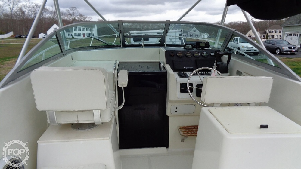 1989 Pursuit boat for sale, model of the boat is 2800 Open & Image # 24 of 40