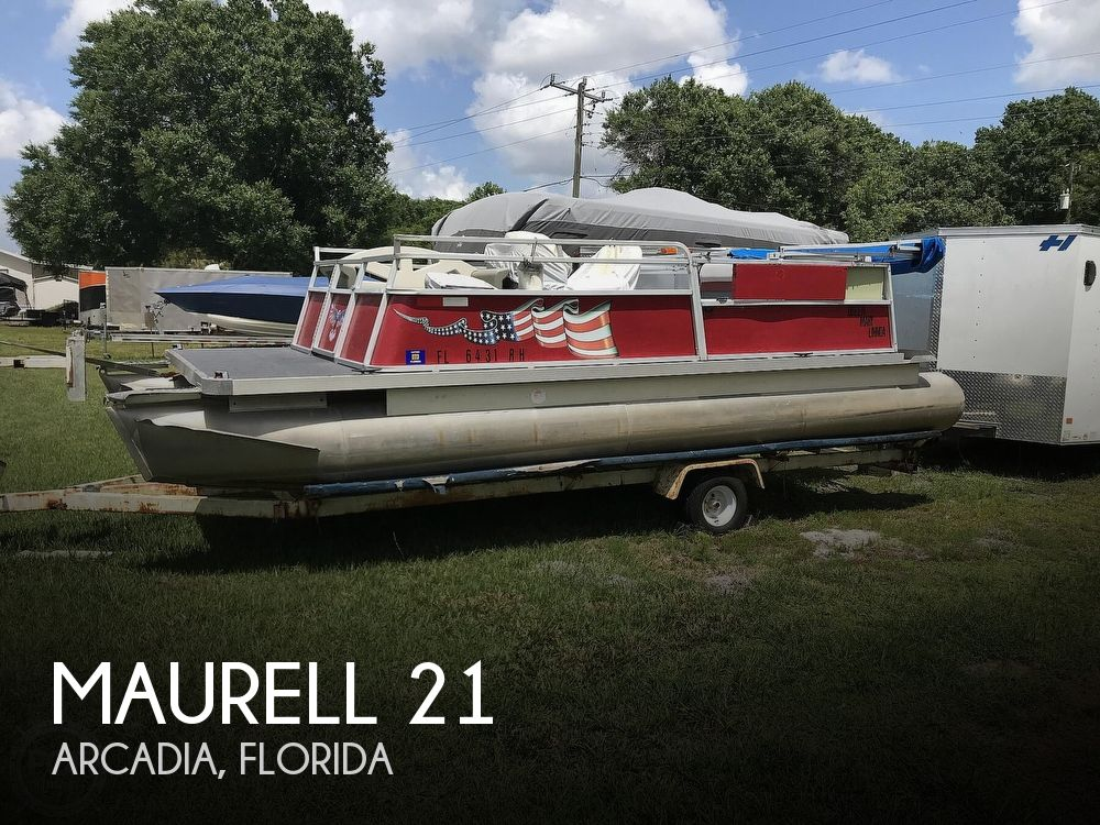 Used Maurell Boats For Sale by owner | 1988 Maurell 21