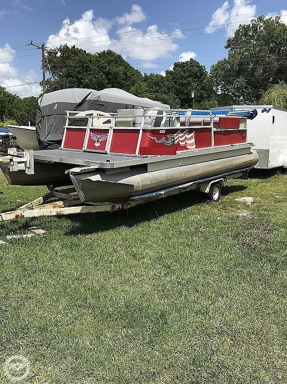 1988 Maurell boat for sale, model of the boat is 21 & Image # 10 of 25