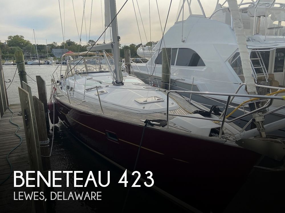 Used Boats For Sale in Delaware by owner | 2006 Beneteau 423