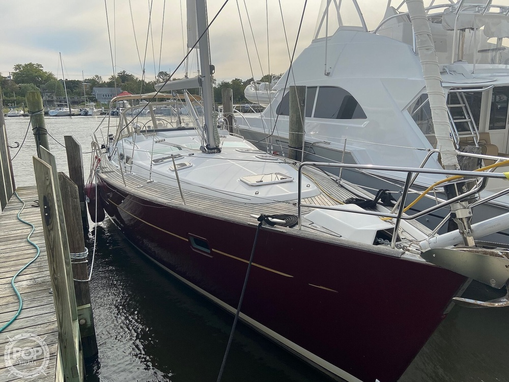 2006 Beneteau boat for sale, model of the boat is 423 & Image # 5 of 40