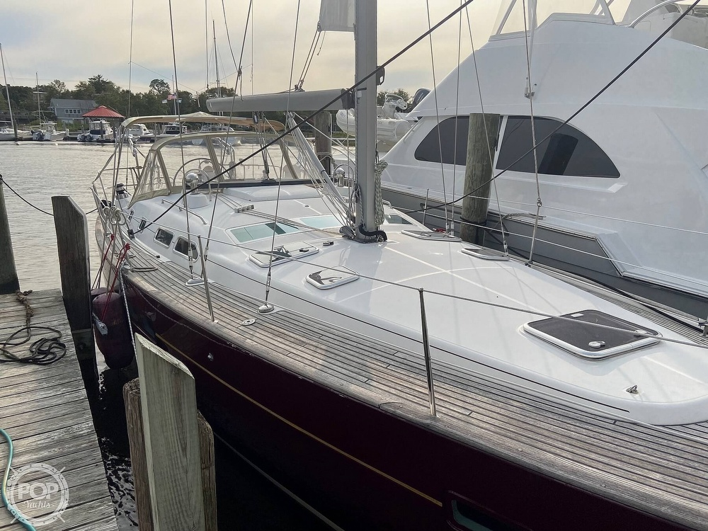 2006 Beneteau boat for sale, model of the boat is 423 & Image # 6 of 40