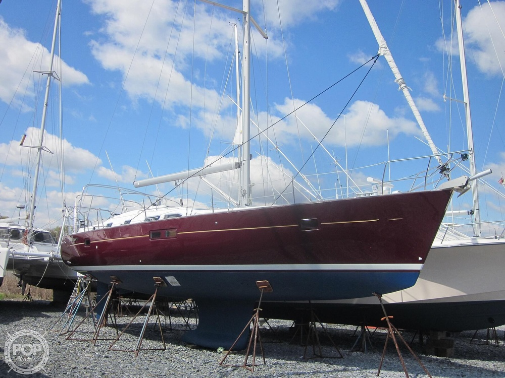 2006 Beneteau boat for sale, model of the boat is 423 & Image # 11 of 40
