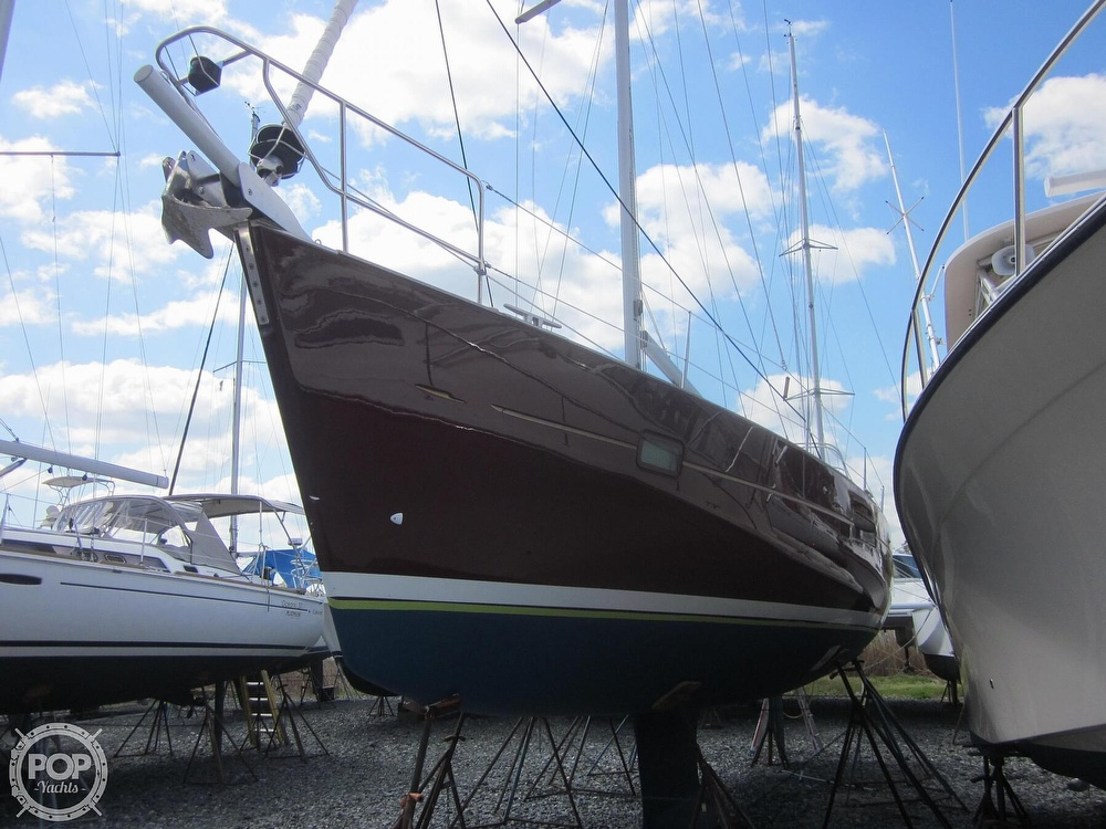 2006 Beneteau boat for sale, model of the boat is 423 & Image # 21 of 40