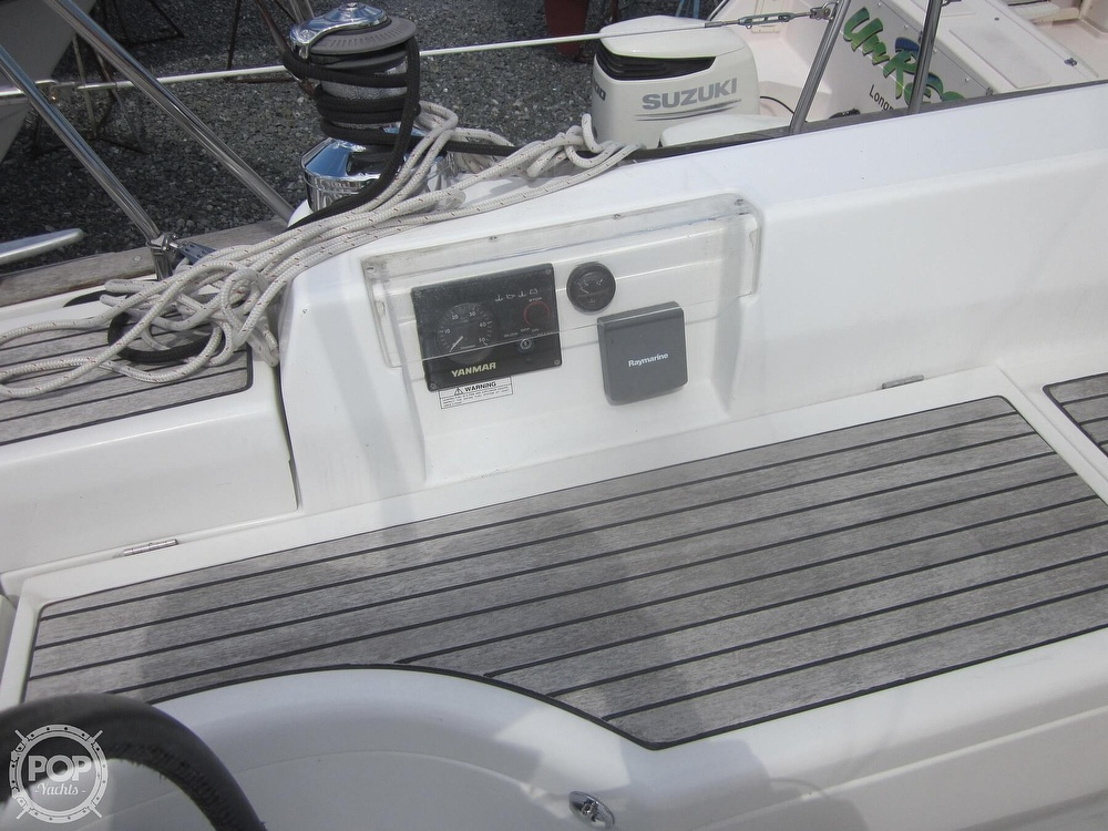 2006 Beneteau boat for sale, model of the boat is 423 & Image # 40 of 40