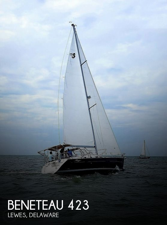2006 Beneteau boat for sale, model of the boat is 423 & Image # 1 of 40