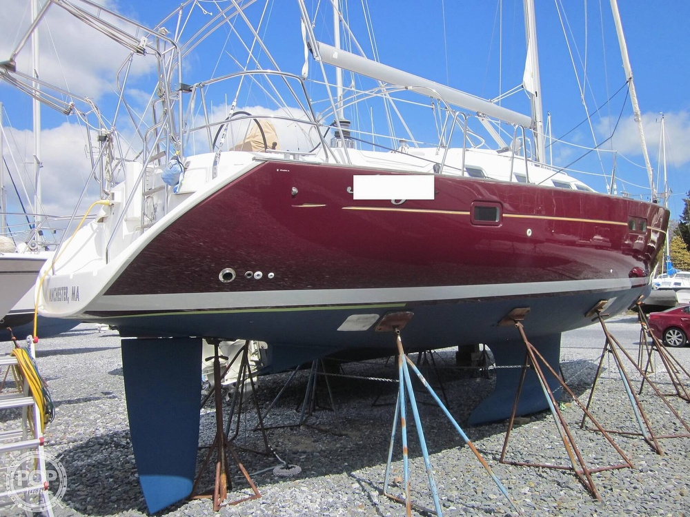 2006 Beneteau boat for sale, model of the boat is 423 & Image # 18 of 40