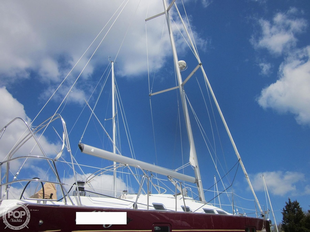 2006 Beneteau boat for sale, model of the boat is 423 & Image # 20 of 40