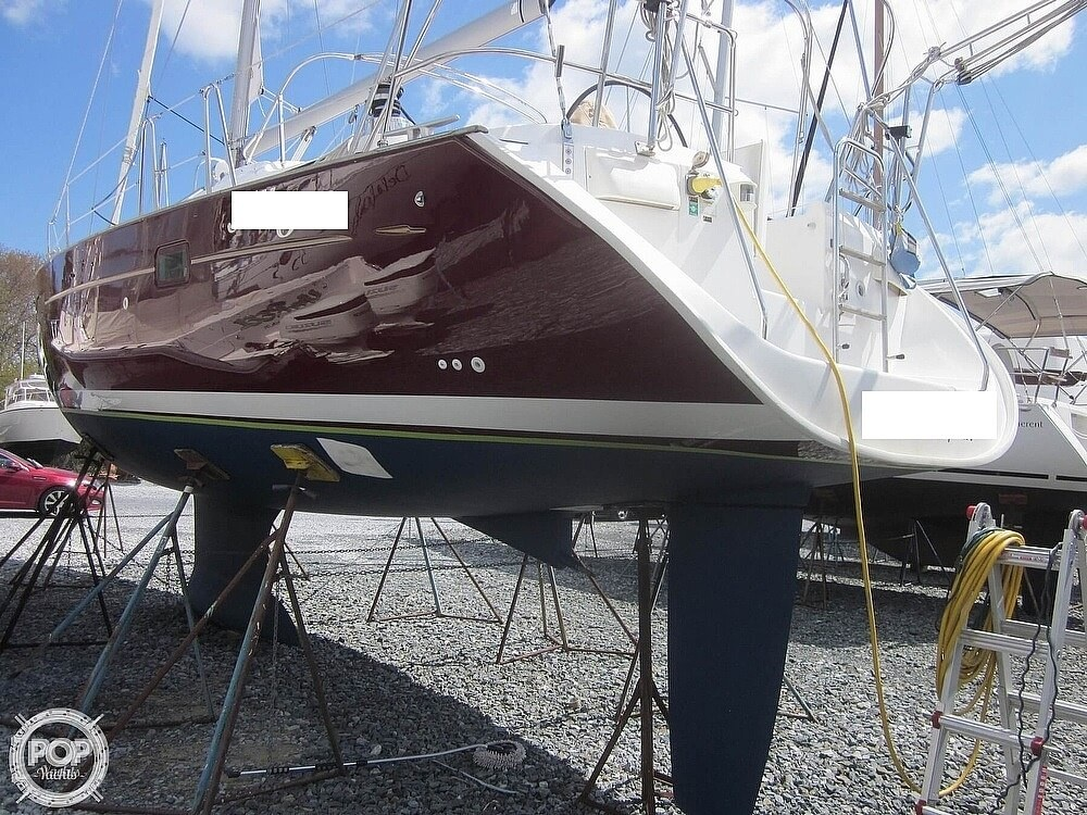 2006 Beneteau boat for sale, model of the boat is 423 & Image # 24 of 40