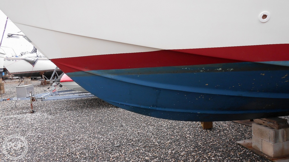 1981 Silverton boat for sale, model of the boat is 37 Convertible & Image # 31 of 40