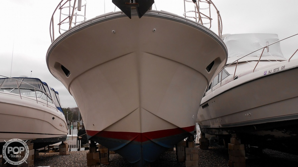 1981 Silverton boat for sale, model of the boat is 37 Convertible & Image # 2 of 40